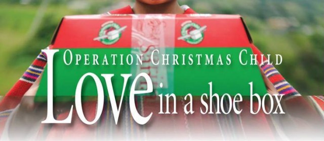 Image result for operation christmas child 2018